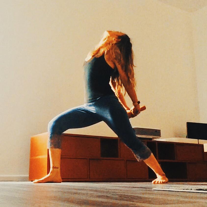 Kriya Hatha Yoga con Chiara Chinmayi