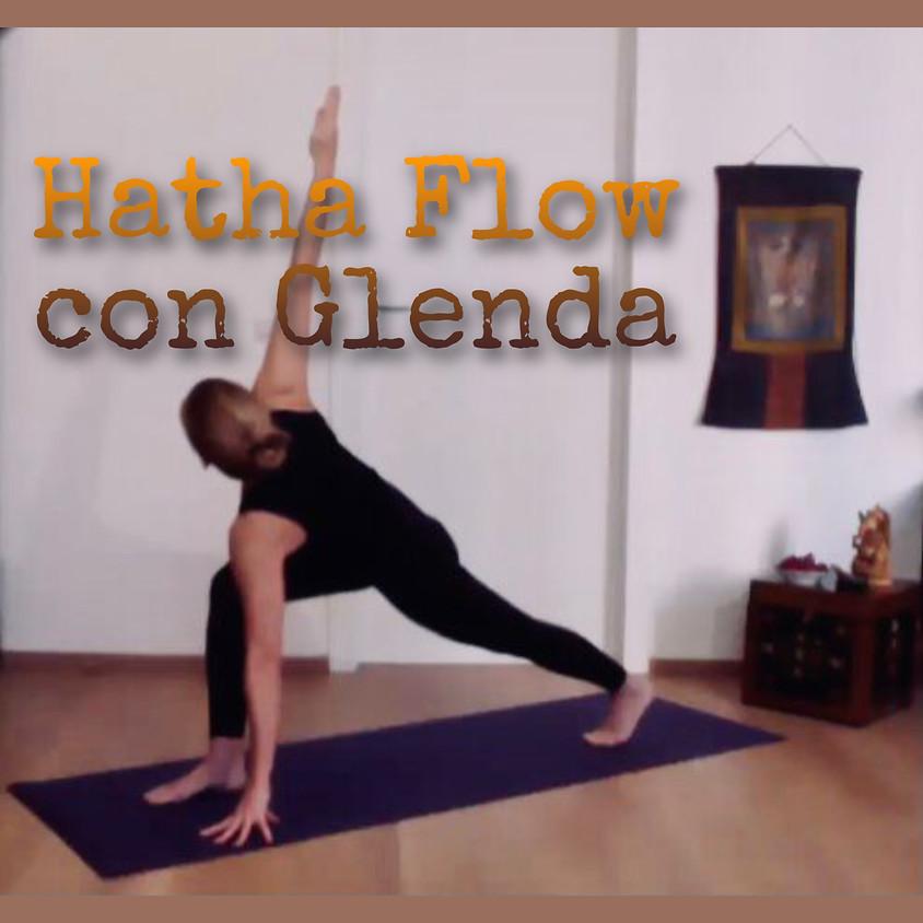 Pratica Hatha Flow con Glenda - Per Ogni Livello