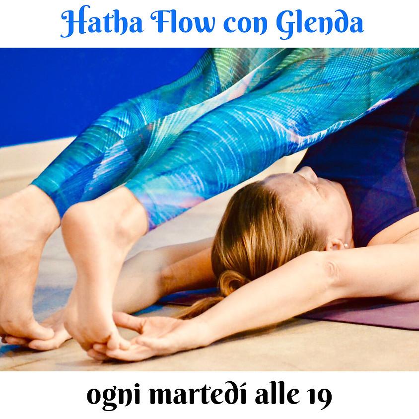 Hatha Flow con Glenda Martins - Per Tutti
