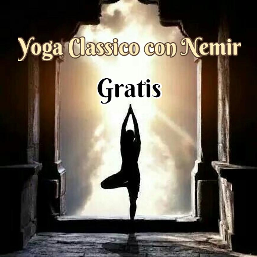 Yoga Classico con Nemir **Gratis** - Per Ogni Livello