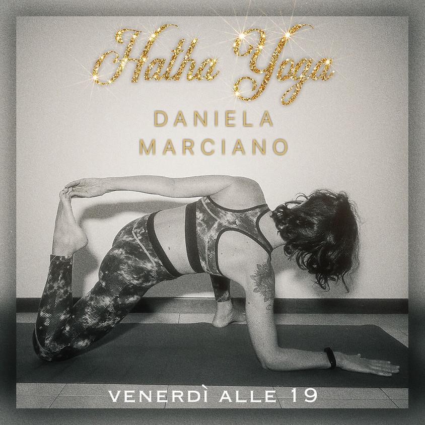 Hatha Yoga di Daniela Marciano - Per Tutti i Livelli