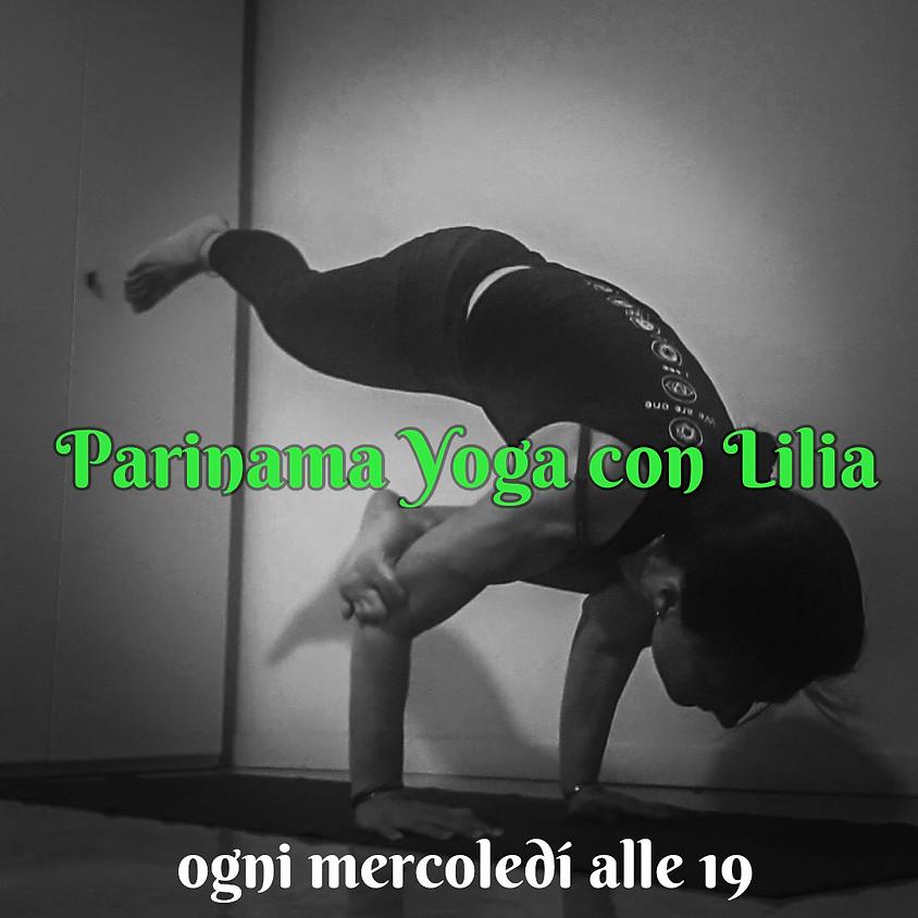 Pratica Parinama Yoga con Lilia - Per Tutti