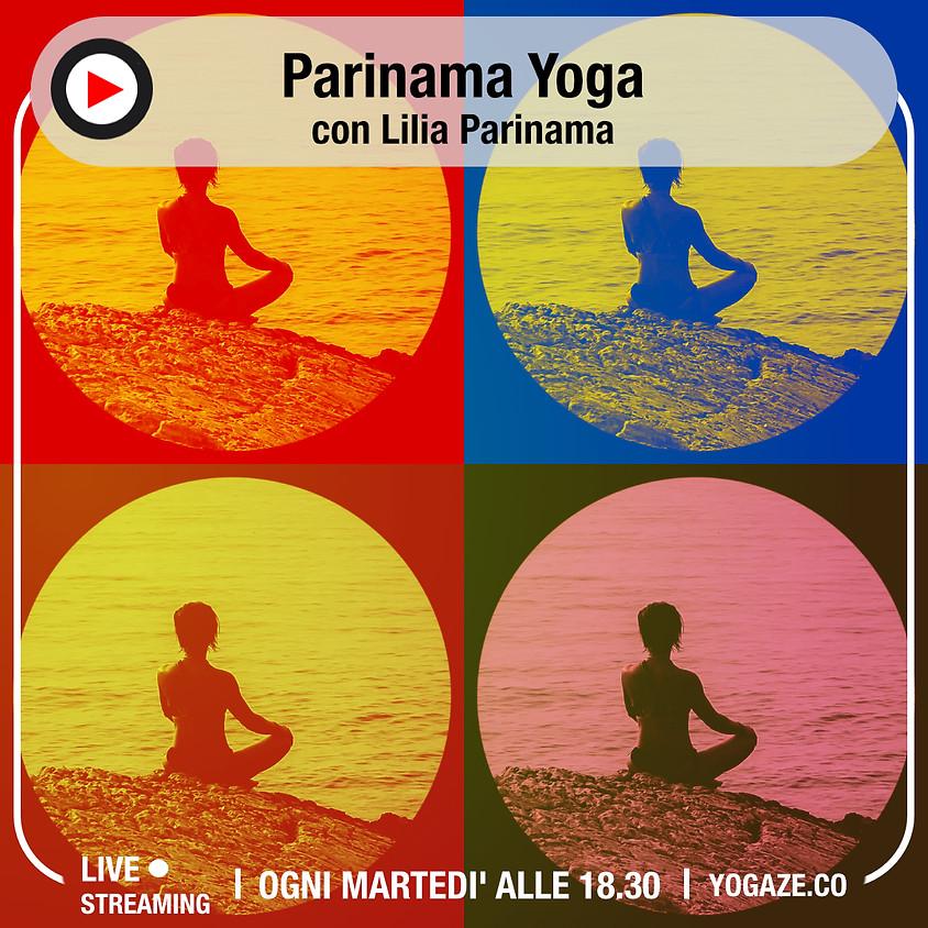 Parinama Yoga con Lilia Parinama - Per Tutti