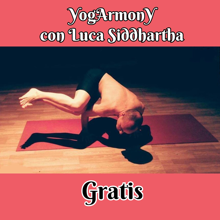 YogArmonY di Luca Siddhartha - **Gratis** - Per Tutti i Livelli