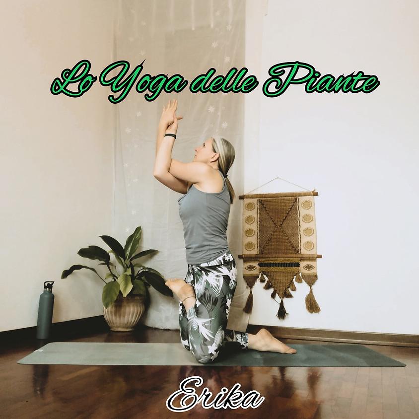 LO YOGA DELLE PIANTE con Tuatara Yoga - Sessione: Erika