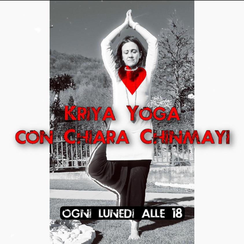 Kriya Yoga di Chiara Chinmayi - Per Tutti