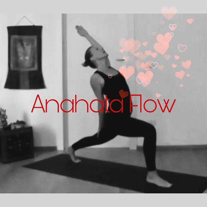 """""""Anahata Flow"""" con Glenda - Per Ogni Livello"""