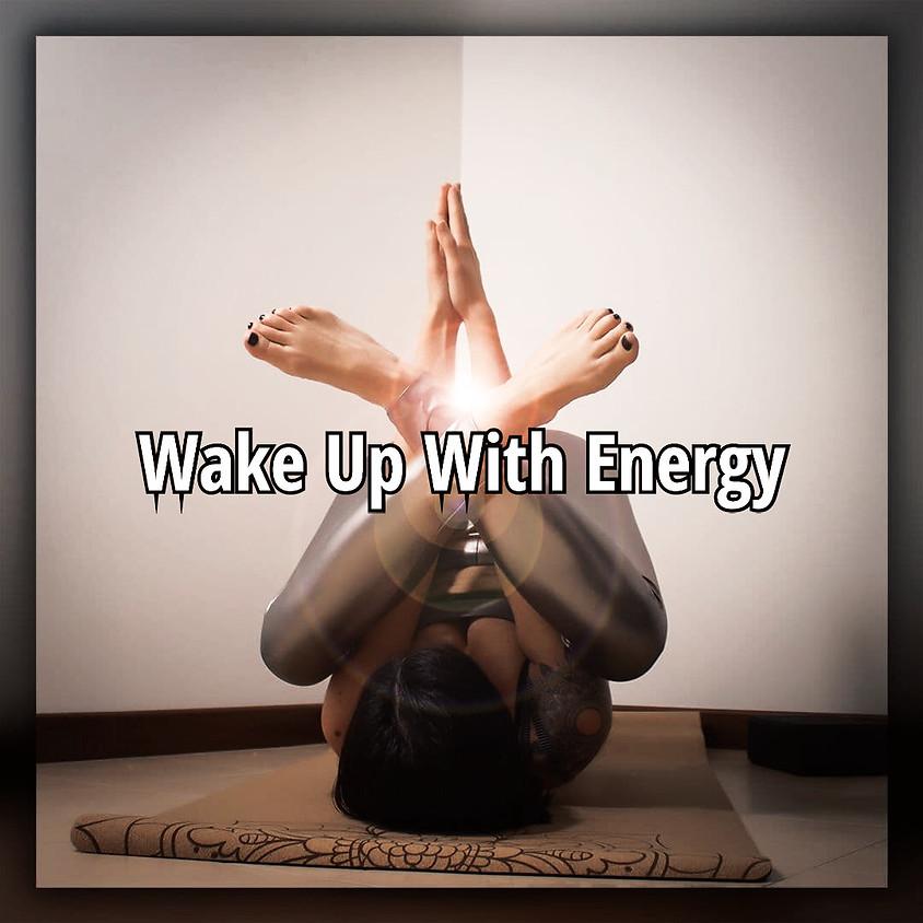 Wake up with Energy - Morning Hatha Flow con Daniela - Multilivello