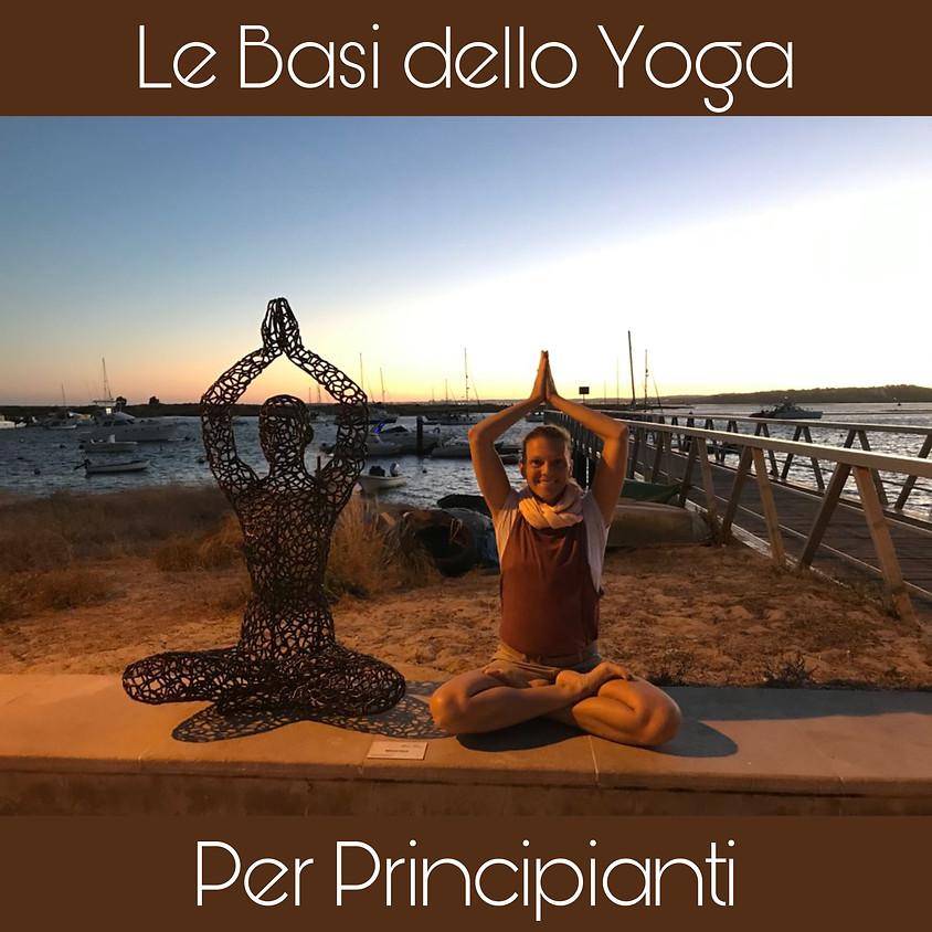 Pratica Le Basi dello Yoga con Glenda - Per Principianti
