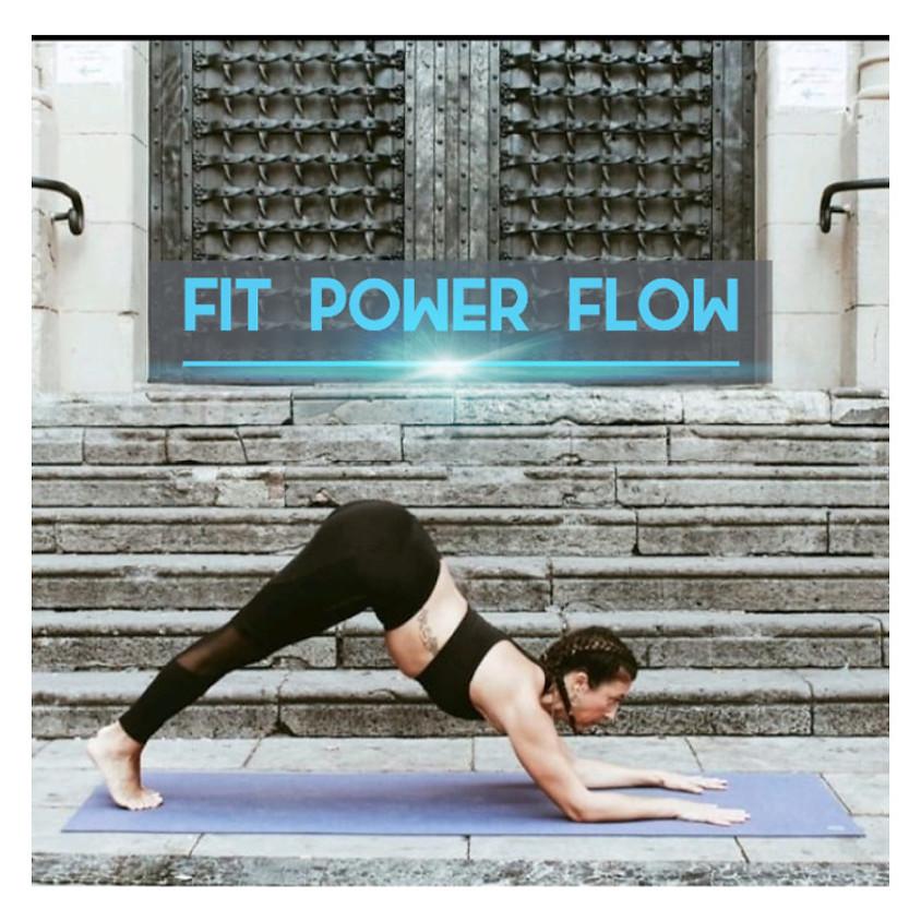 Fit Power Flow con Adriana aka Mi Zona Yoga - Per Ogni Livello