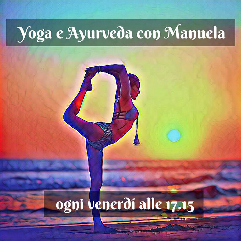 Yoga e Ayurveda con Manuela - Per Ogni Livello