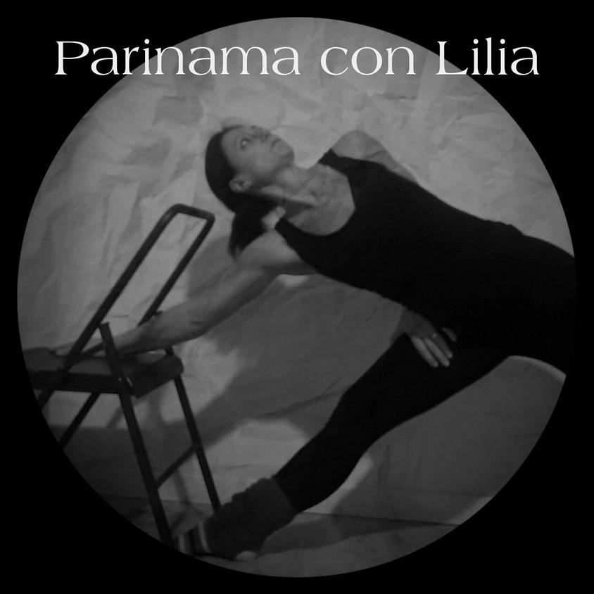 La Pratica di Parinama Yoga con Lilia - Per Ogni Livello