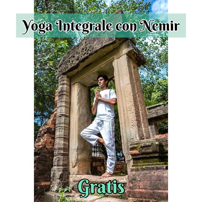 Yoga Integrale con Nemir **Gratis** - Per Ogni Livello