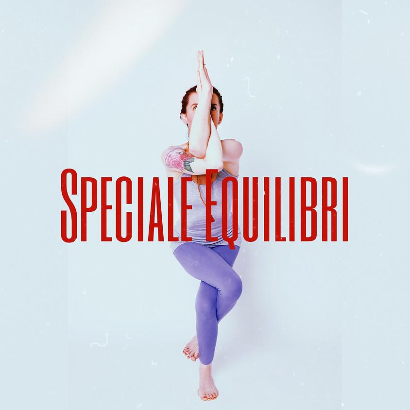 "Hatha Yoga con Marta - Classe Speciale su ""Equilibri"""