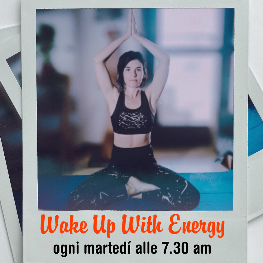 Wake-up with Energy - Summer Flow con Daniela Marciano