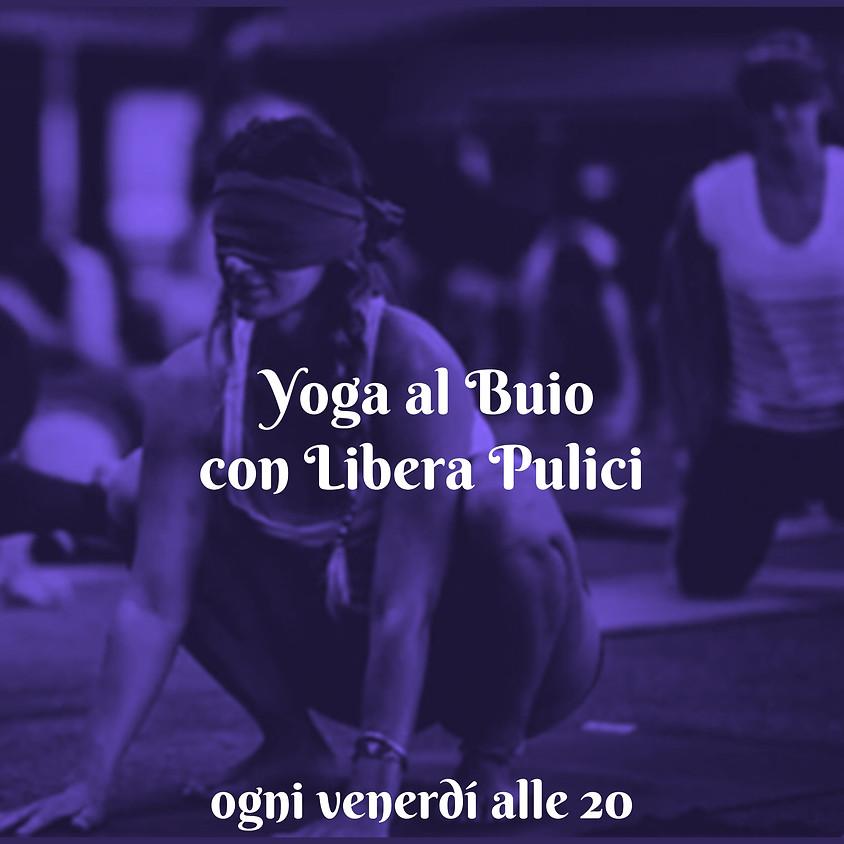 Yoga al Buio con Libera Pulici - Per Ogni Livello
