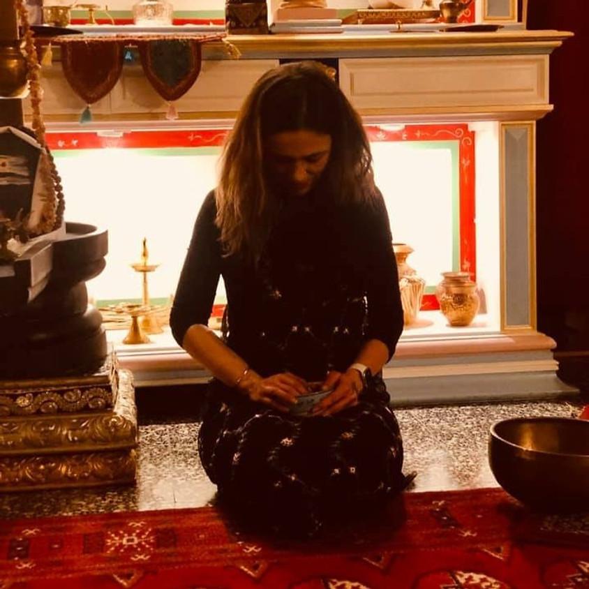 La Pratica Kriya Hatha Yoga di Chiara Chinmayi