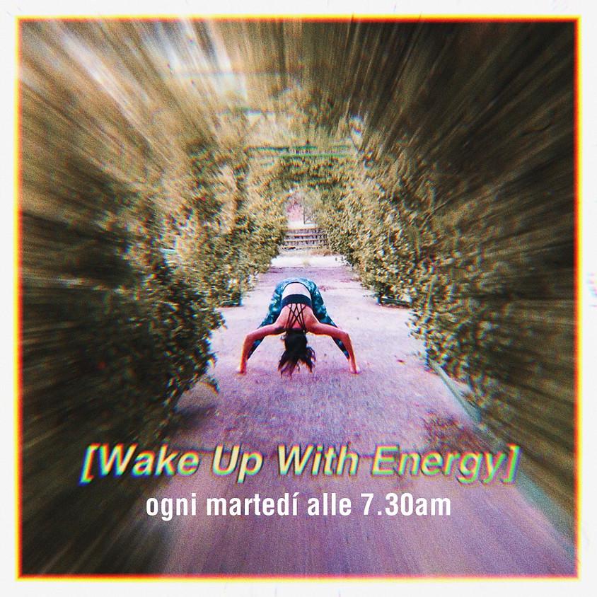 Wake-up with Energy - Hatha Flow di Mattina con Daniela