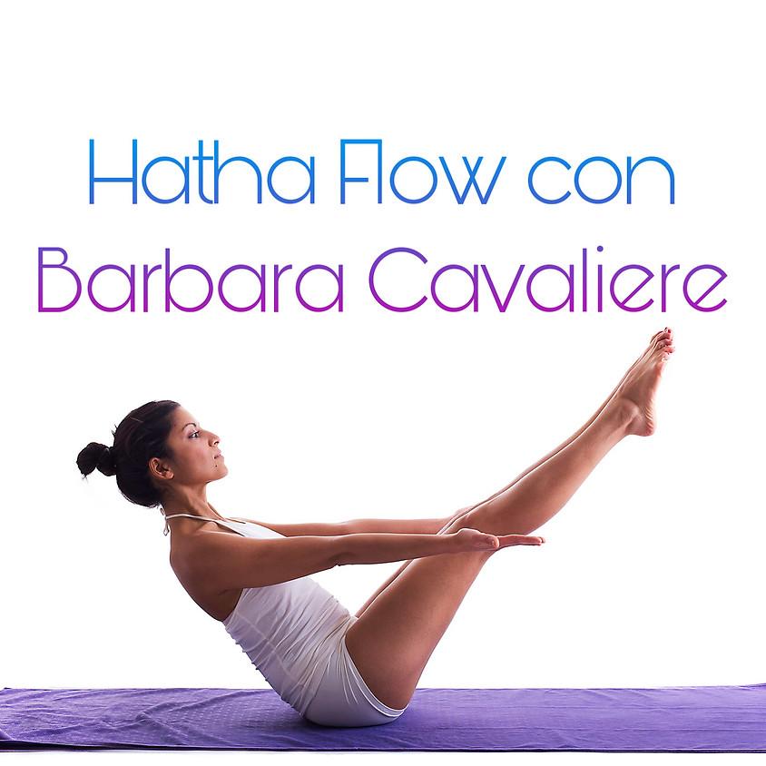 Hatha Yoga Flow con Barbara Cavaliere - Per Tutti i Livelli