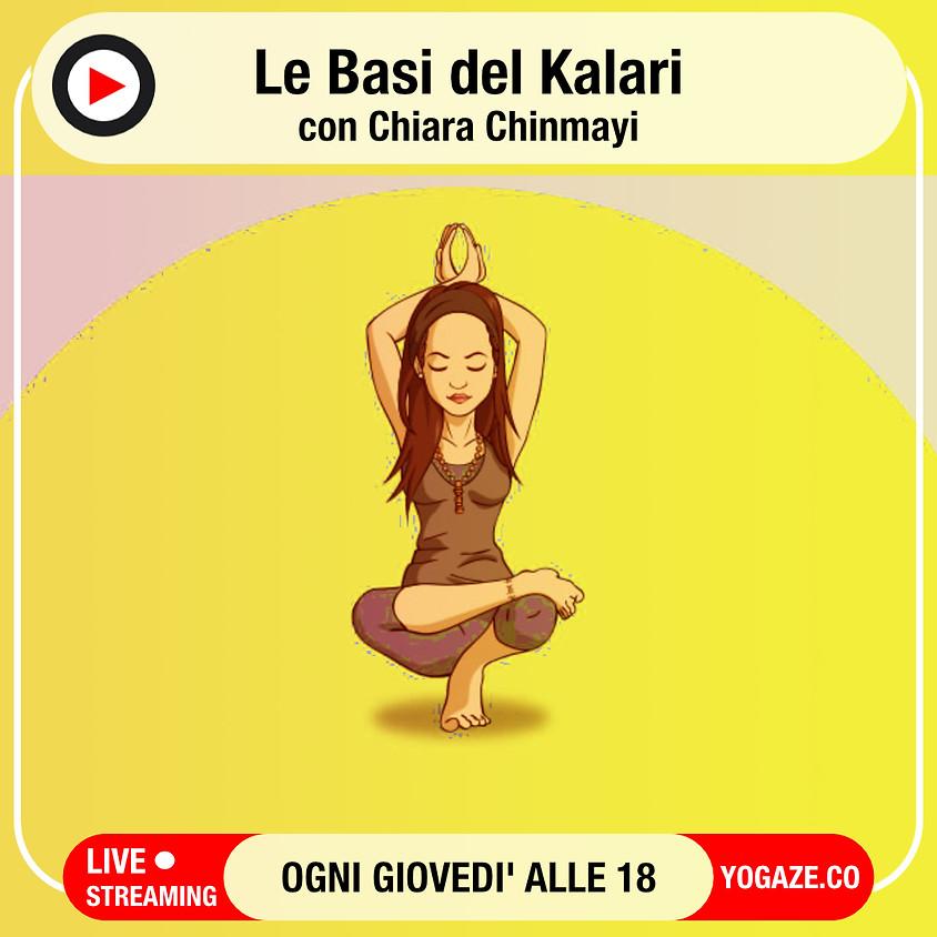 Le Basi del Kalari con Chiara Chinmayi - Per Ogni Livello