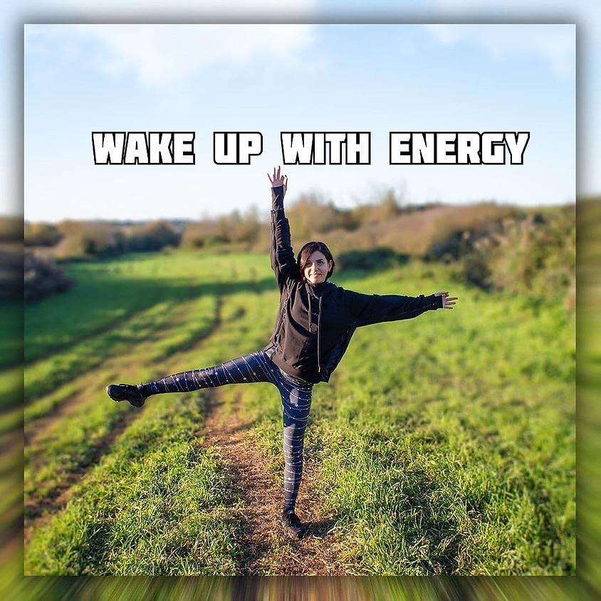 Wake up with Energy - Morning Hatha Flow con Daniela - Per Tutti
