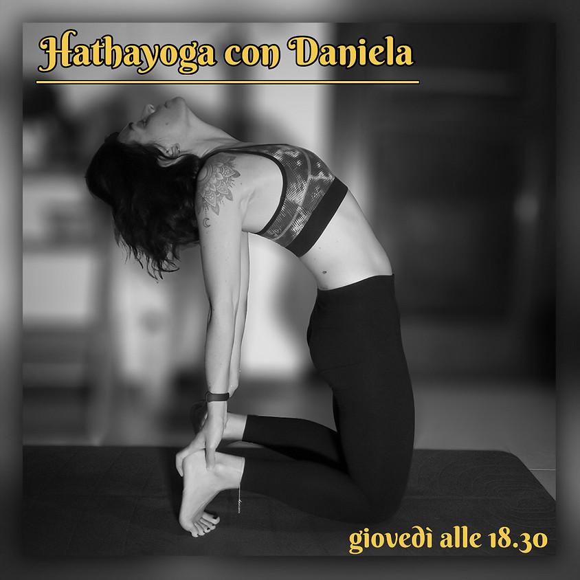 Pratica Hathayoga con Daniela - Per Tutti i Livelli