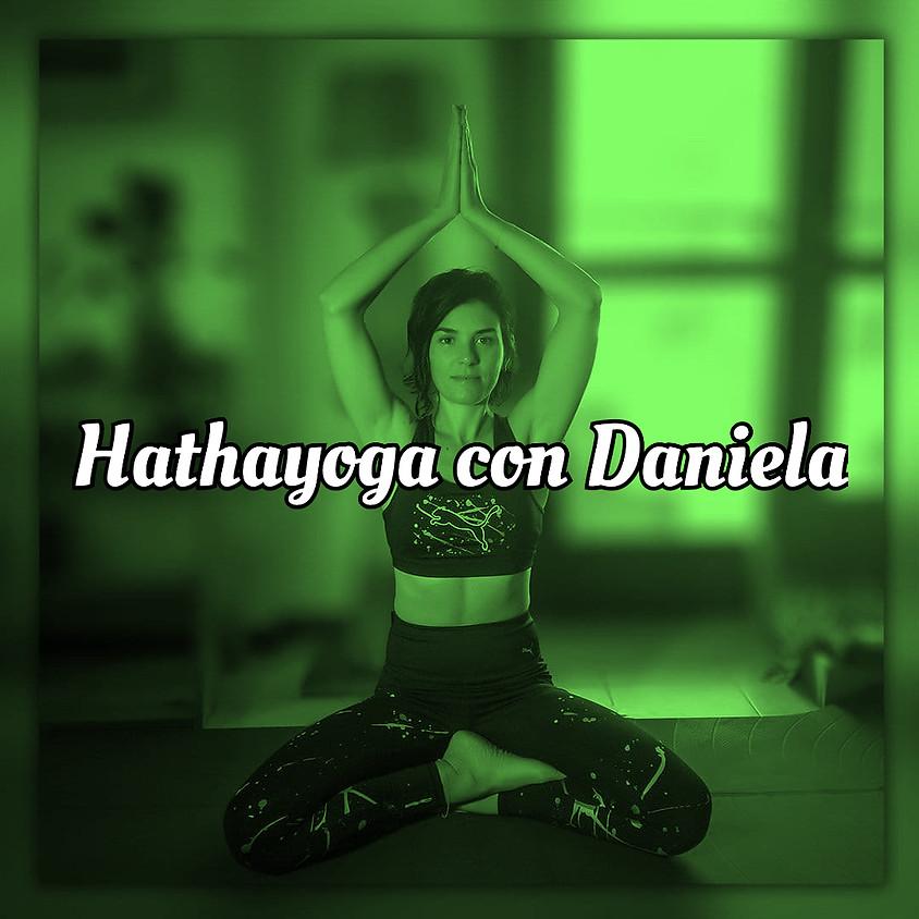 Pratica Hathayoga con Daniela - Per Ogni Livello