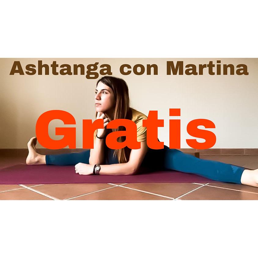 La Pratica Ashtanga di Martina ***Gratis***