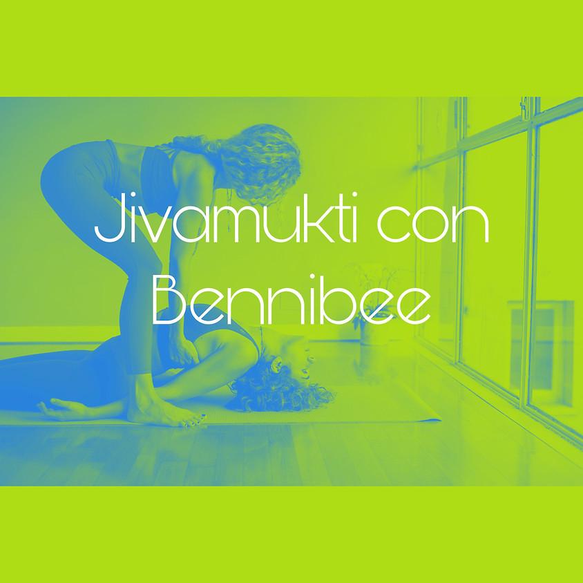 La Pratica Jivamukti Yoga con Bennibee - Per Ogni Livello