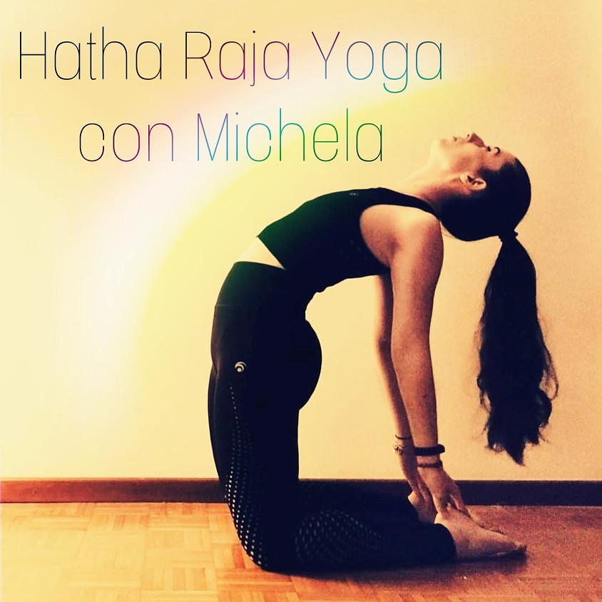 Hatha Raja Yoga con Michela - Focus su Inarcamenti - Multilivello