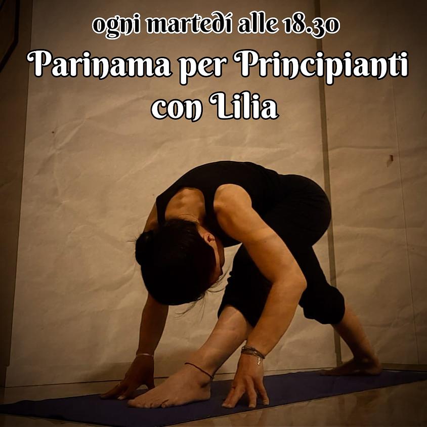 Parinama Yoga per Principianti con Lilia