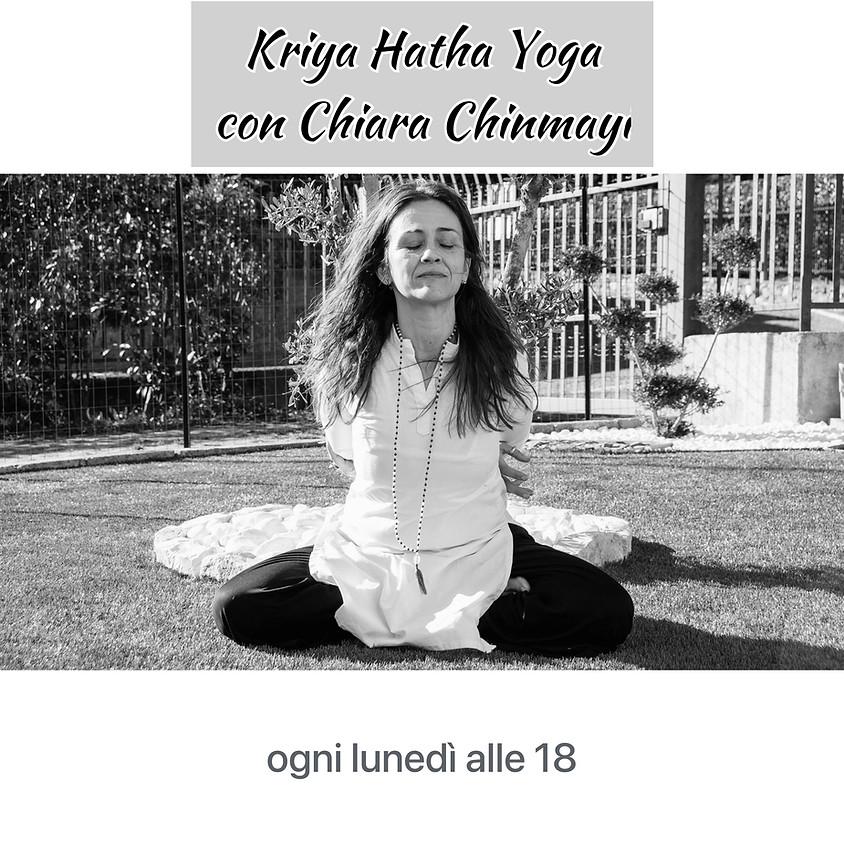 Kriya Hatha Yoga di Chiara Chinmayi - Per Ogni Livello