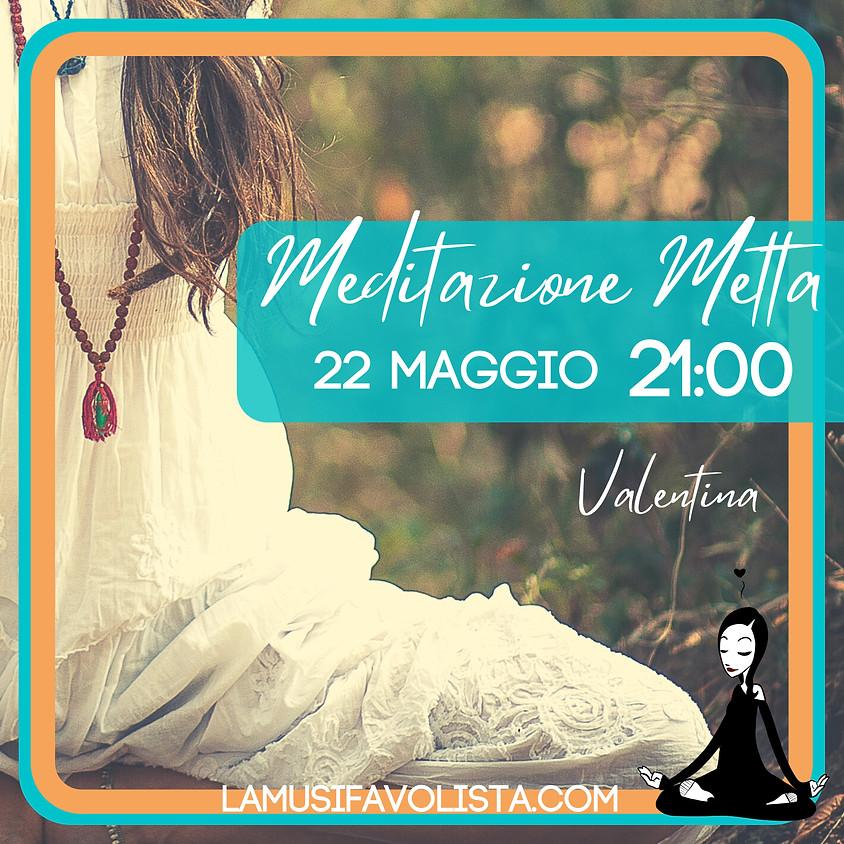 """Meditazione Metta con Valentina """"La Musifavolista"""" - Per Ogni Livello"""