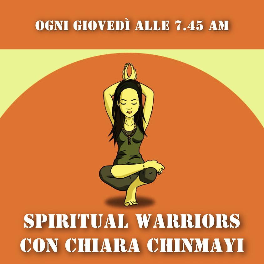 Spiritual Warriors di Chiara Chinmayi - Per Tutti