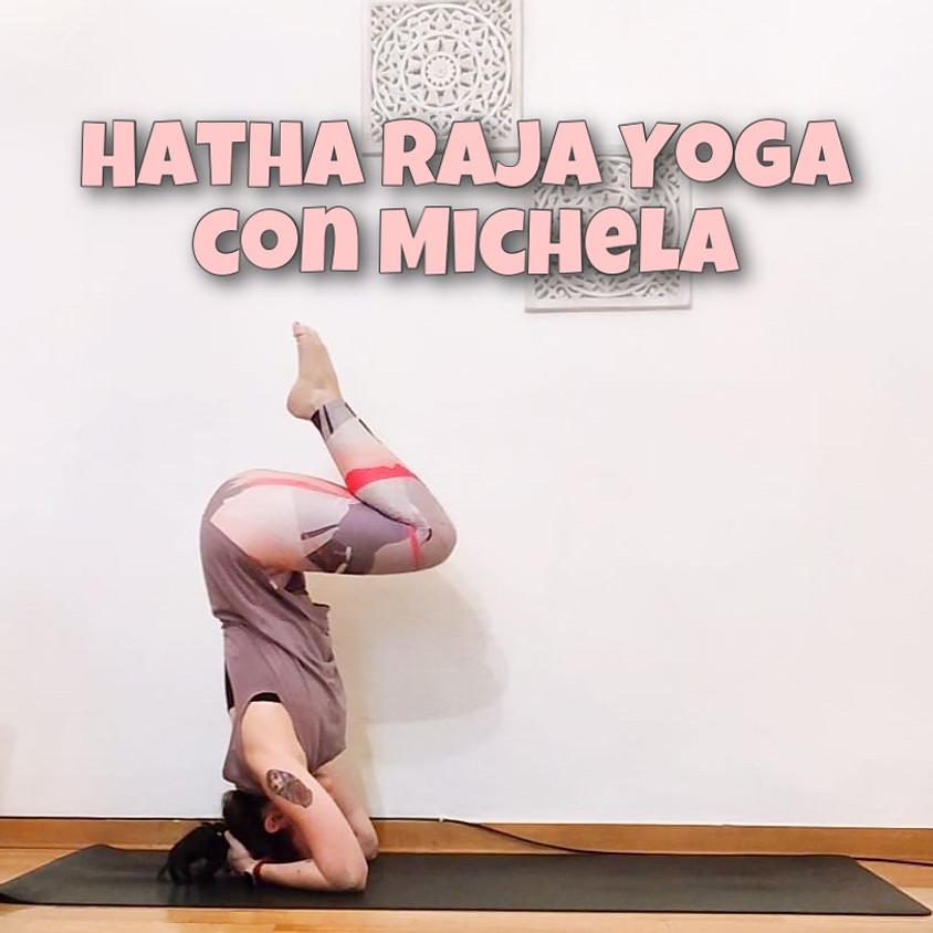 Hatha Raja Yoga con Michela - Per Tutti