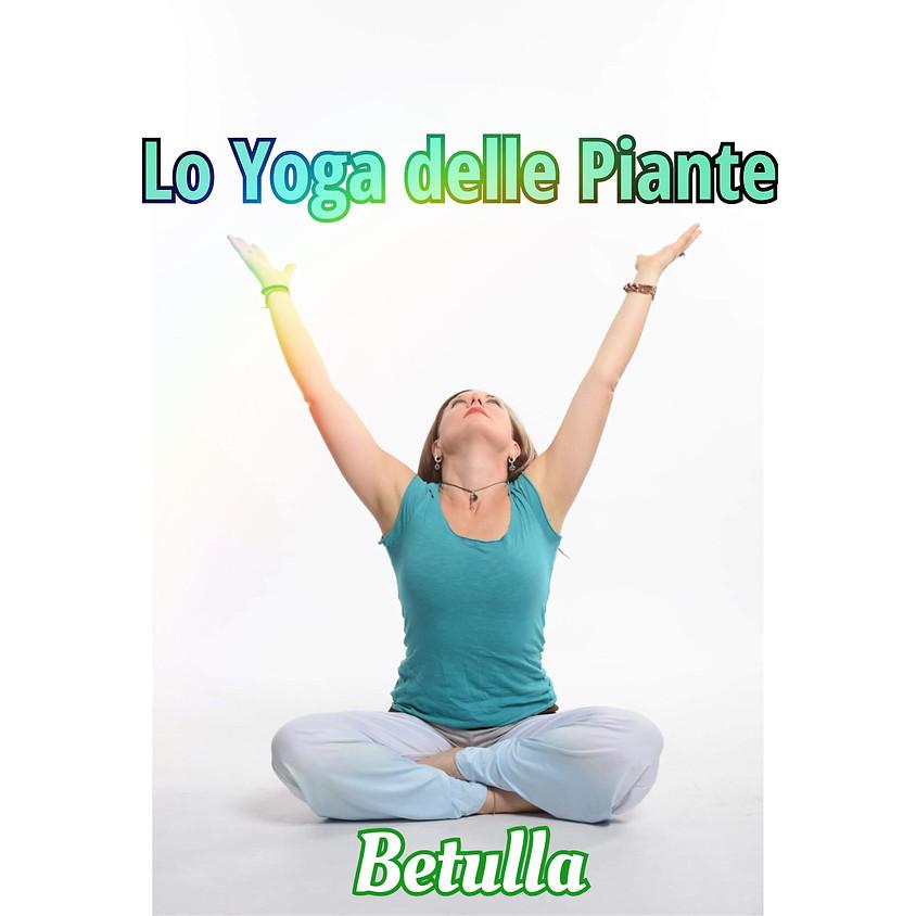 LO YOGA DELLE PIANTE di Tuatara Yoga - Sessione: Betulla
