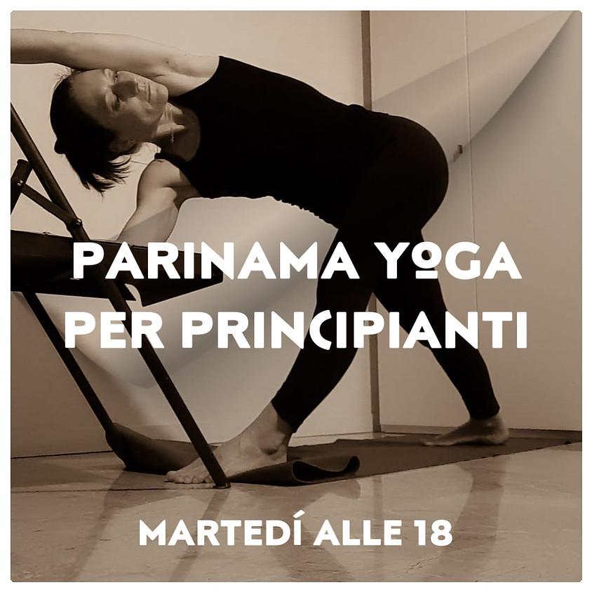 Parinama Yoga per Principianti con Lilia Parinama