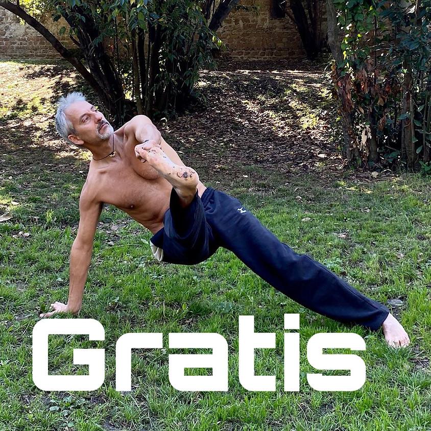 La Pratica di Yoga Tradizionale con Nemir **Gratis**