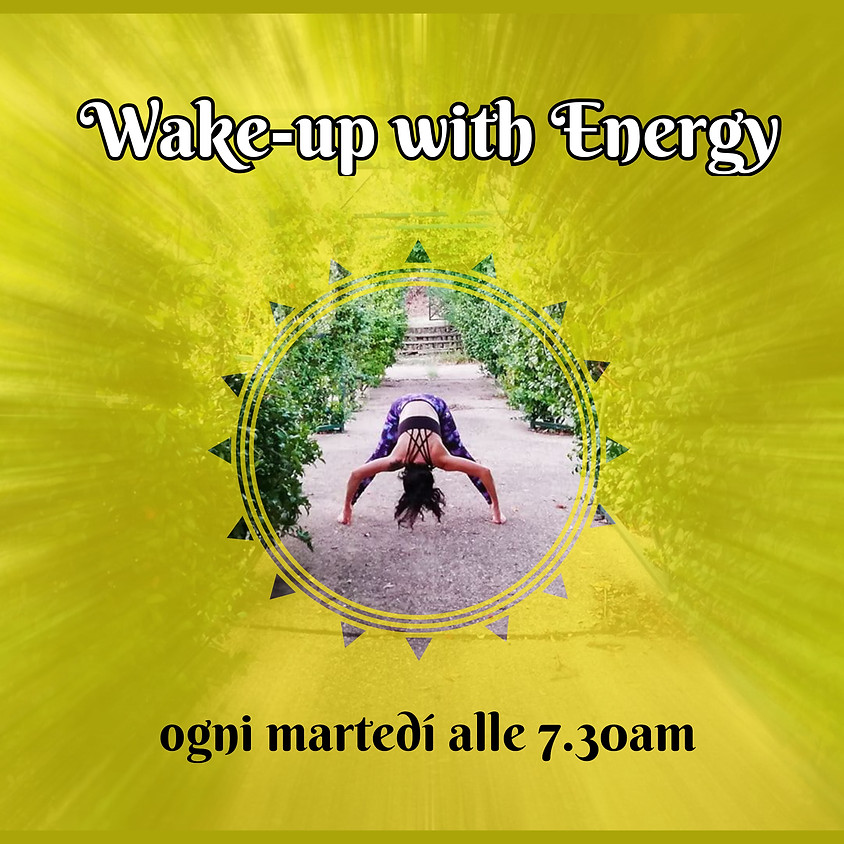 Morning Hatha Flow con Daniela - Wake up with Energy - Per Ogni Livello