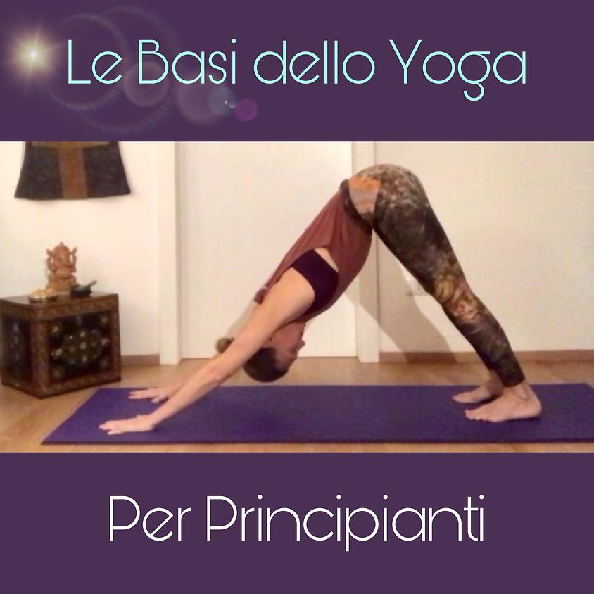 Le Basi dello Yoga con Glenda - Per Principianti