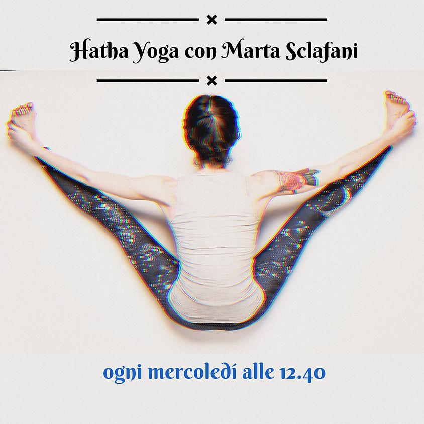 Pratica Hatha Yoga con Marta Sclafani   Per Ogni Livello