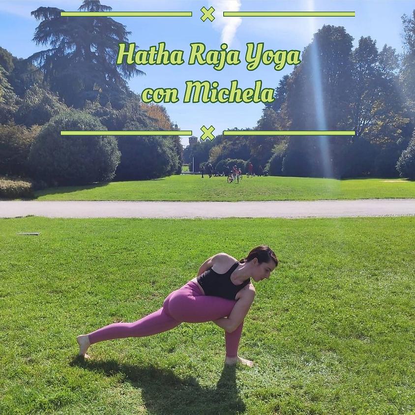 Hatha Raja Yoga con Michela - Focus sulle Torsioni - Multilivello
