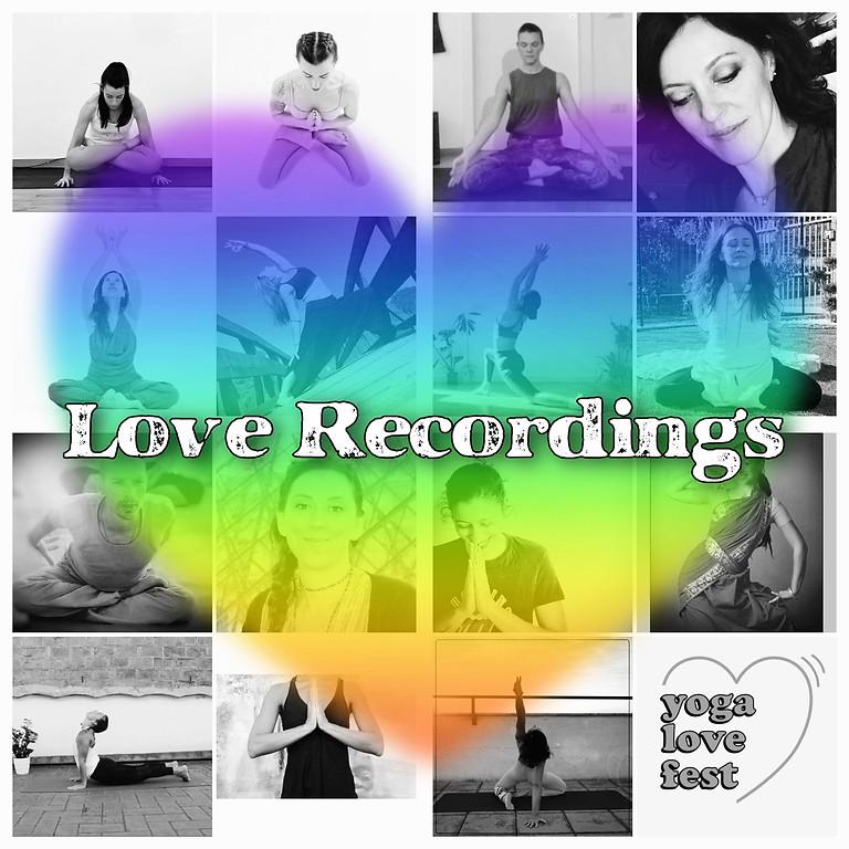 Yoga Love Fest – Love Recordings