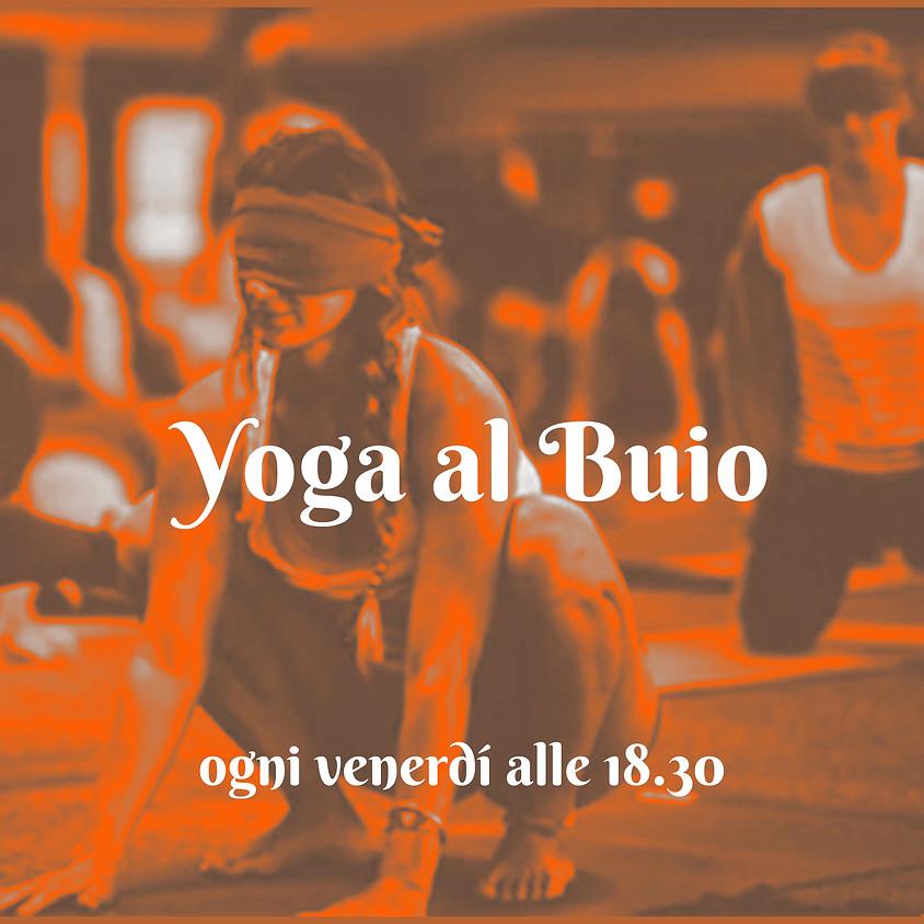 Yoga al Buio di Libera Pulici - Dedicata ai Non Vedenti e Ipovedenti