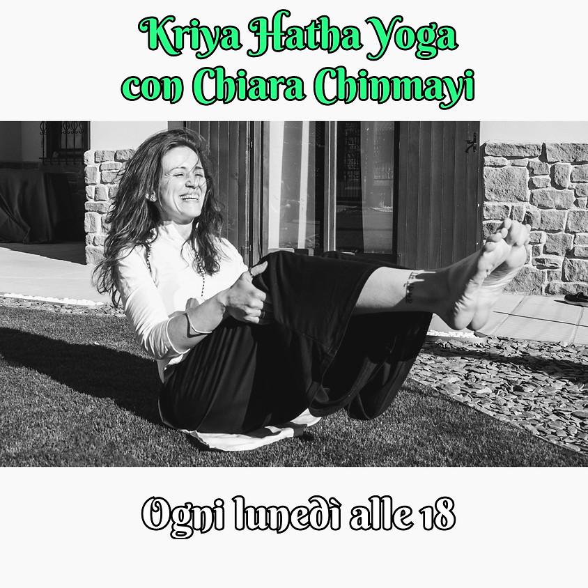 Kriya Hatha Yoga di Chiara Chinmayi - Pratica Per Tutti