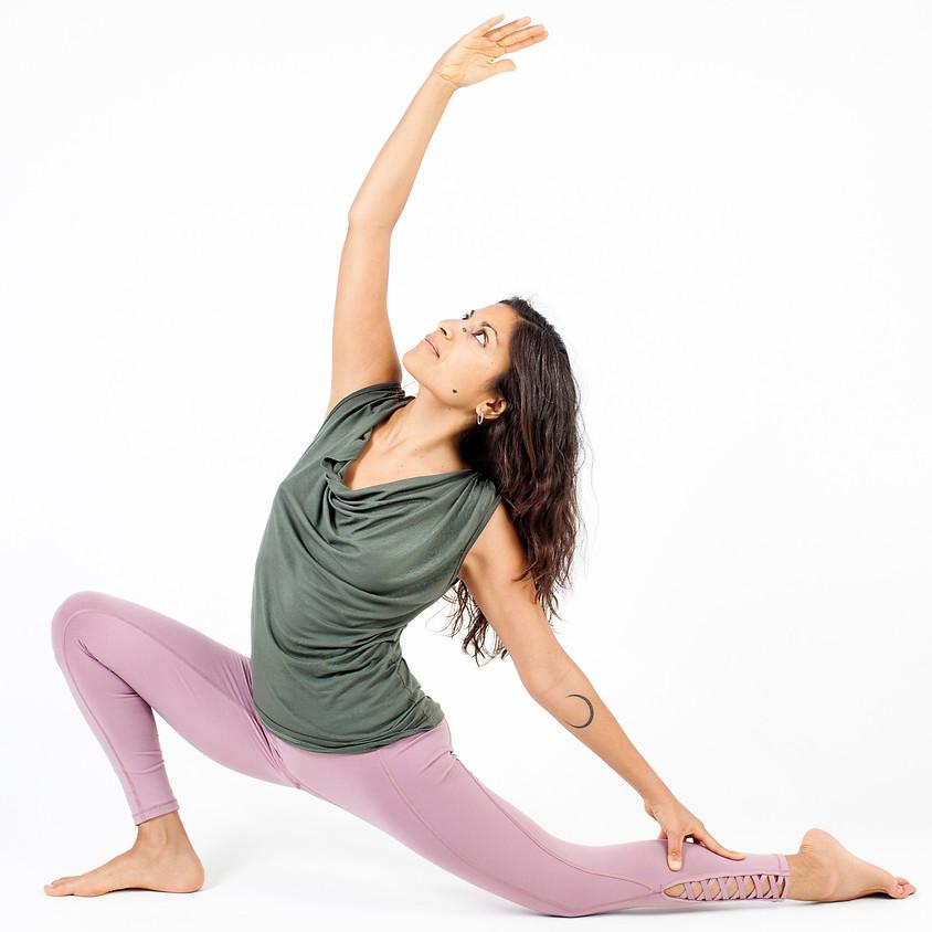 Hatha Yoga Flow con Barbara Cavaliere | Gratis