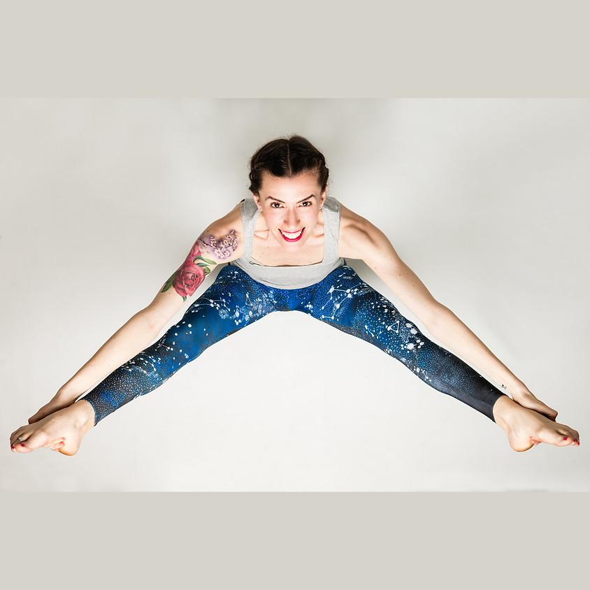 La Pratica Hatha Yoga di Marta | Ogni Livello