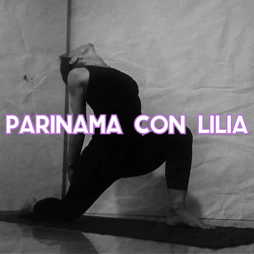 Parinama Yoga con Lilia - Per Tutti
