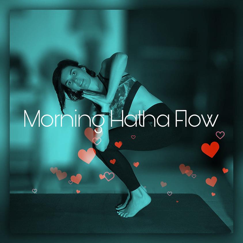 Morning Hatha Flow con Daniela - Per Ogni Livello