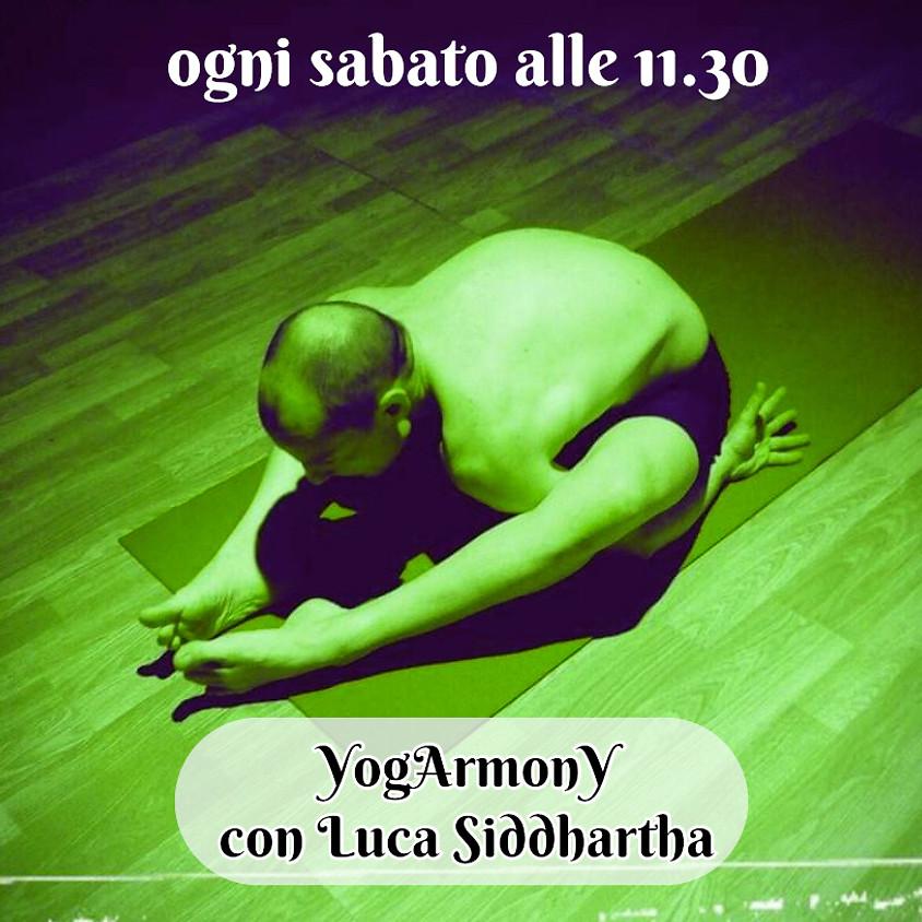 Pratica YogArmonY di Luca Siddhartha - Per Tutti